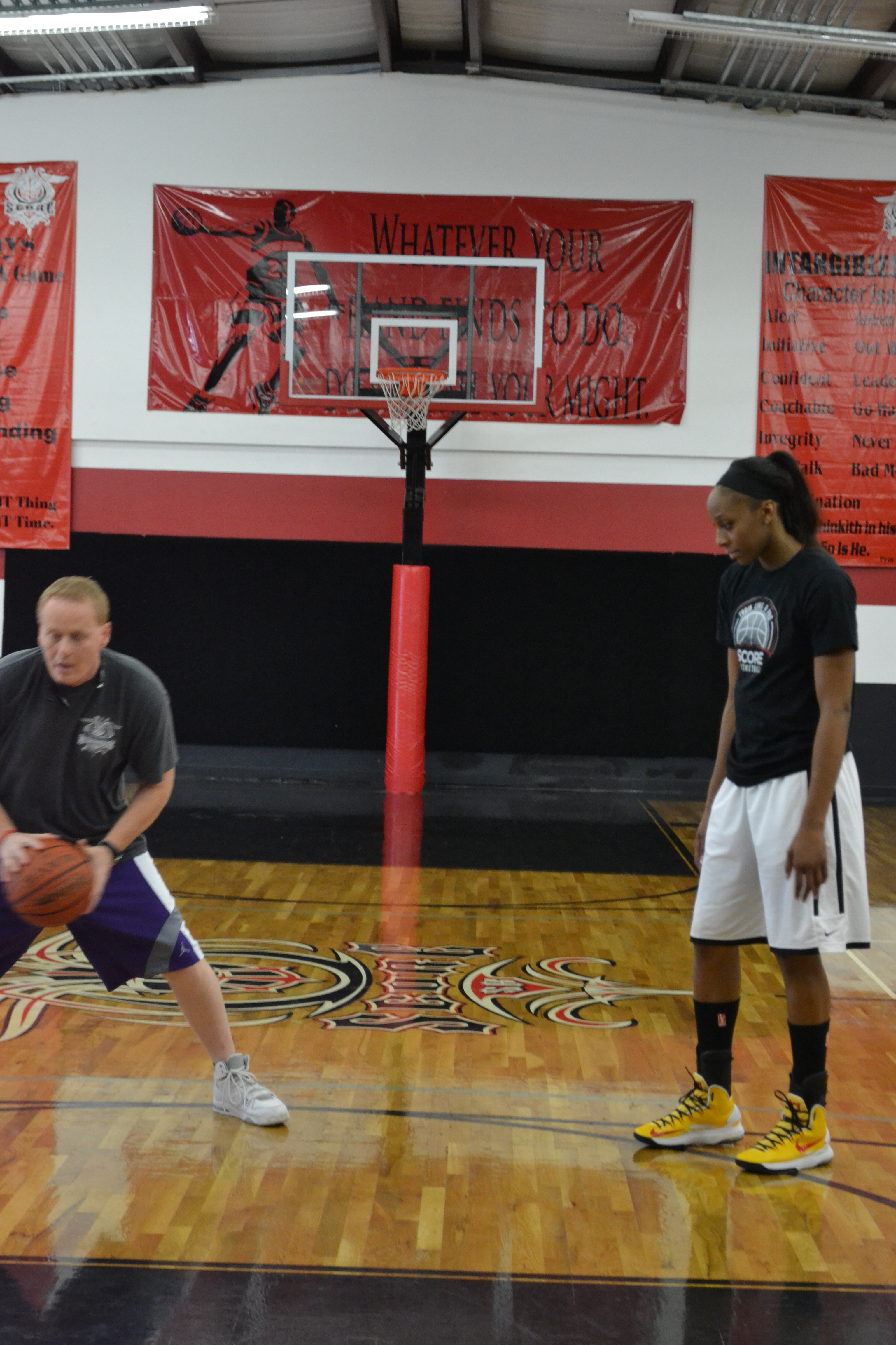 Be Taught By A Professional Basketball Coach